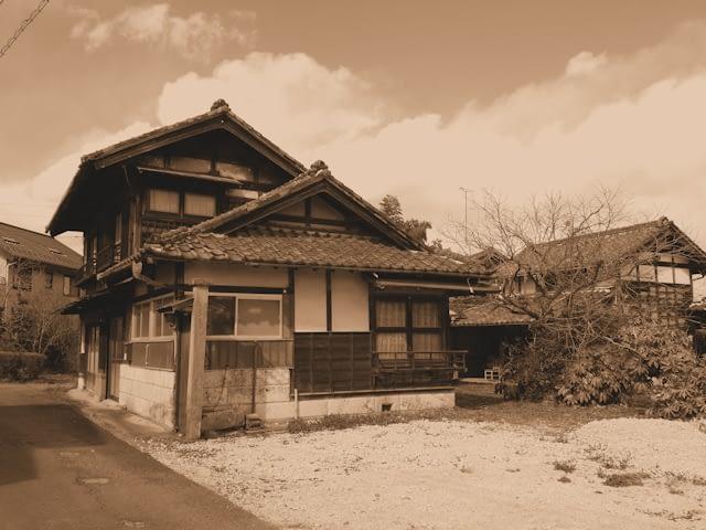 おじいさんの家
