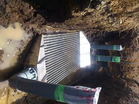 地熱交換換気システム